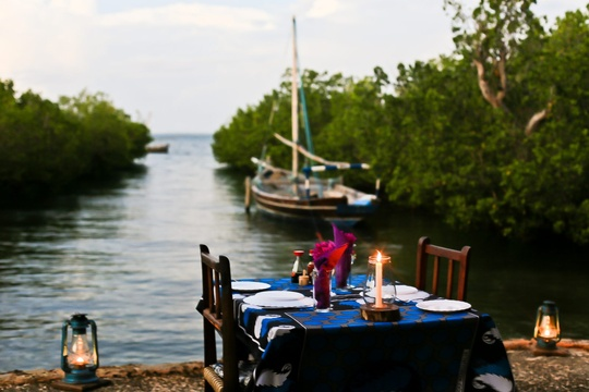 romantic island holiday