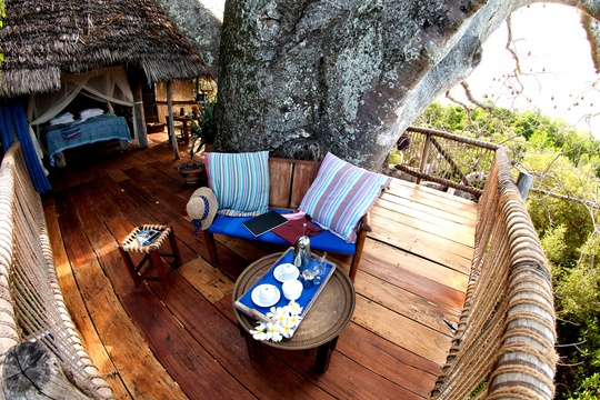 Chole Mjini Island Getaway Voucher Offer Get 30% Off, 7 Night Stay. Located in Mafia Marine Park Tazania.