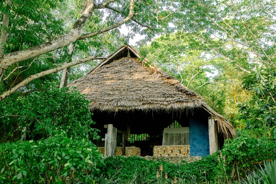 sita ground house chole mjini island